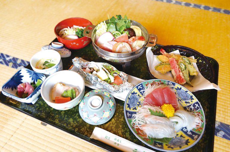 宴会料理4000円コース